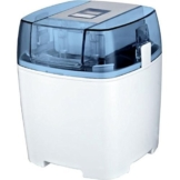 Gino Gelati ICD-30W-D 4in1 Digitale Eismaschine Frozen Yogurt Maschine -