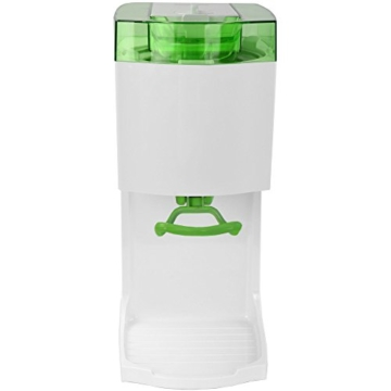 4in1 Gino Gelati GG-50W-A Green Softeismaschine Eismaschine Frozen Yogurt-Milchshake Maschine Flaschenkühler -