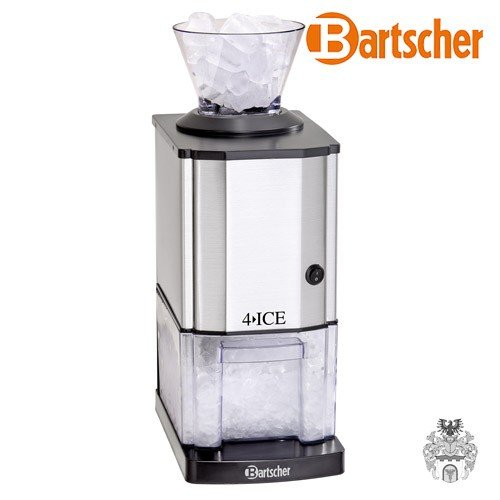 ice crusher bartscher 4 ice elektrisch ice crusher eismaschine ratgerber. Black Bedroom Furniture Sets. Home Design Ideas